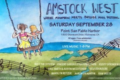 Amstock West Poster